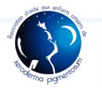 Aide aux enfants atteints de xeroderma pigmentosum (Enfants de la lune Tunisie)